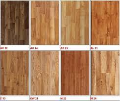 5 loại sàn gỗ phổ biến