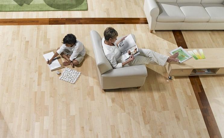 Lời khuyên của các chuyên gia và cách lắp đặt sàn gỗ Pơ mu
