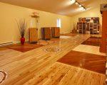 Sàn gỗ hiện đại