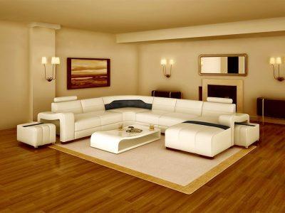 sàn gỗ cho phòng khách