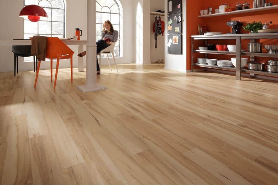 Quy tắc chọn màu cho trần, sàn gỗ