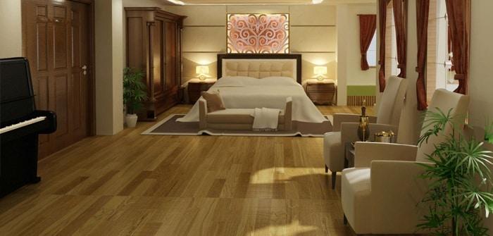 Sàn gỗ pơ mu cao cấp tại Hà Nội