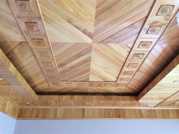 Bạn đã biết gì về trần gỗ căm xe