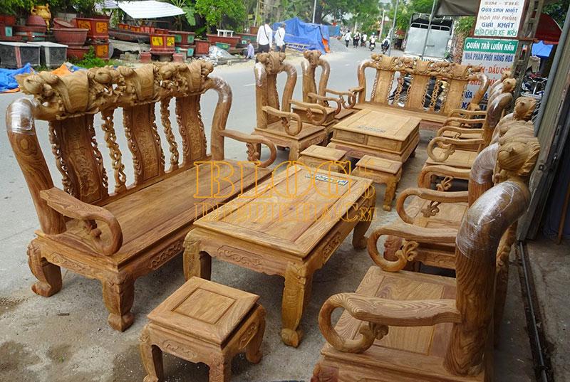 Có những loại gỗ hương nào được ưa chuộng tại Việt Nam? 1