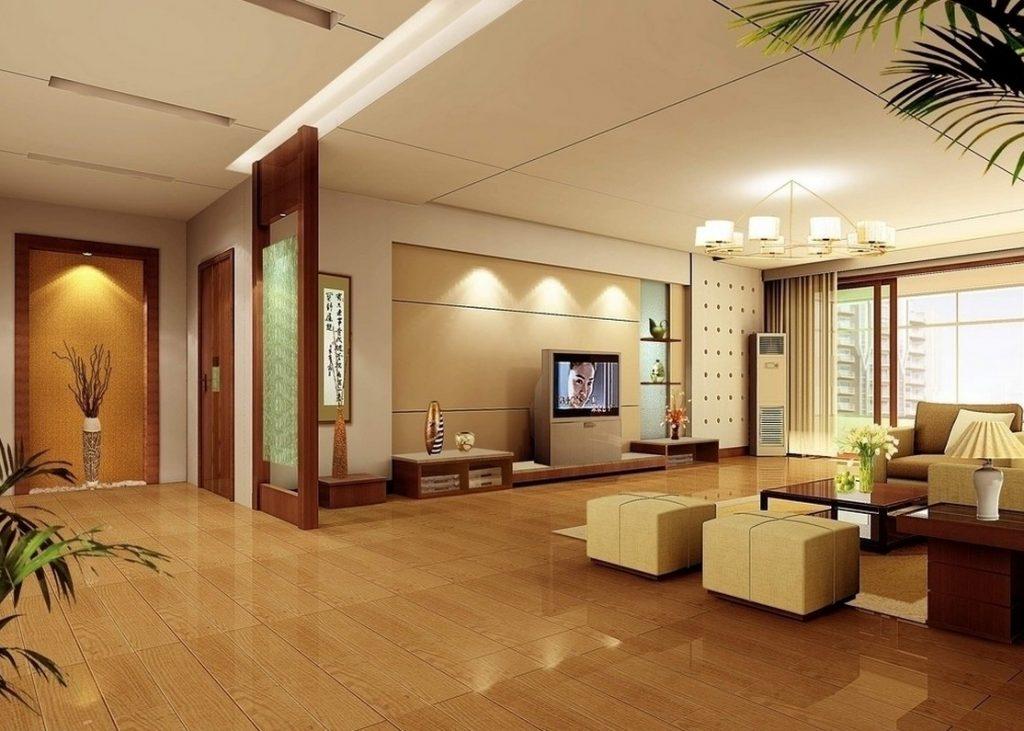 Sự kết hợp của gỗ hương với nội thất gia đình 1