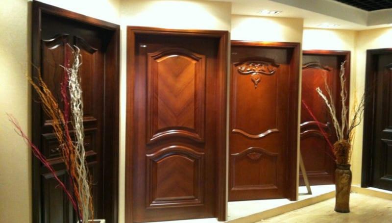 Sự kết hợp gỗ Pơ Mu làm nội thất gia đình 1