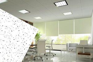 Lắp đặt trần sợi khoáng tiêu âm cho văn phòng