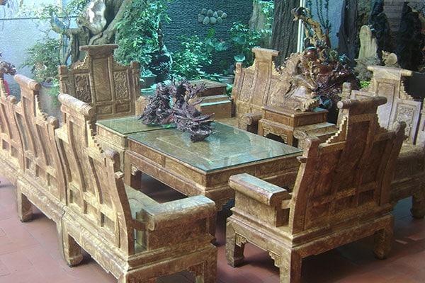 Thanh lý mua bán các loại gỗ Pơ Mu Tự Nhiên 1