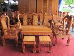 Kết hợp gỗ căm xe và nội thất 1