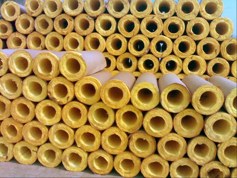 Sử dụng bông khoáng dạng ống hay dạng tấm