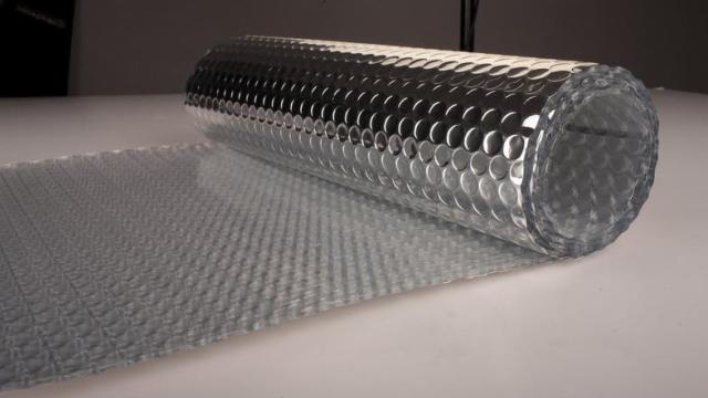 Cách làm mát phòng bằng vật liệu bảo ôn